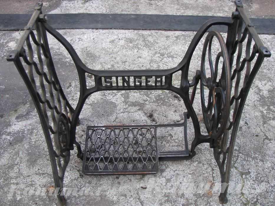 Станину швейной машинки