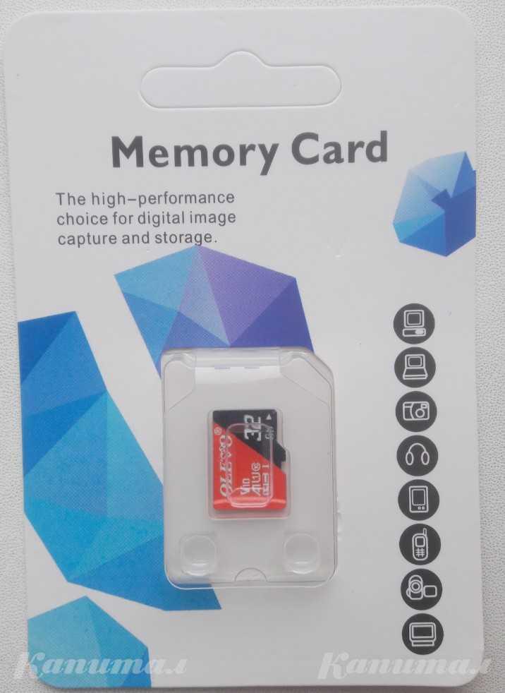 SD-карта, 32 Gb